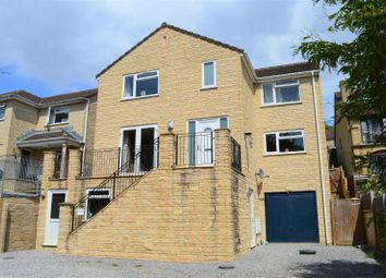Thumbnail 4 bed detached house to rent in Fosse View, Fosseway, Clandown, Radstock