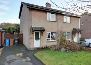 Thumbnail 2 bed semi-detached house for sale in East Mount, Newtownards