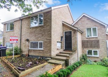 Thumbnail 2 bed terraced house for sale in Shaftesbury Way, Royston