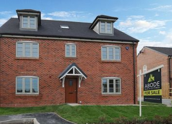 Thumbnail 5 bed detached house for sale in Plot 9, Ivy Close, Rugeley