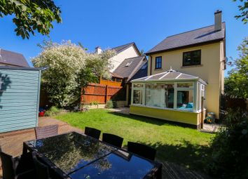 Thumbnail 4 bed link-detached house for sale in Pottery Yard, Liverton, Newton Abbot