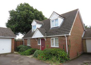 Thumbnail 3 bed detached house for sale in School Close, Lakenheath, Brandon