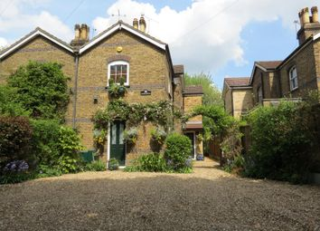 Thumbnail 3 bed semi-detached house to rent in Railway Cottage, Virginia Water