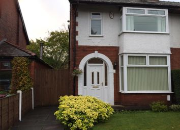 Thumbnail 3 bed semi-detached house for sale in Strawberry Hill Road, Bolton