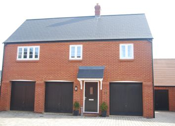 Thumbnail 2 bed property for sale in Poppyfields Way, Brackley
