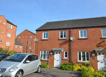 Thumbnail 3 bedroom semi-detached house to rent in Ffordd Ty Unnos, Cardiff