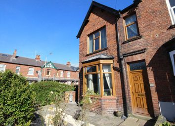 Thumbnail 3 bed end terrace house for sale in Manor Road, Scarborough