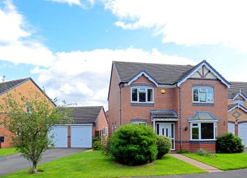 Thumbnail 4 bed detached house for sale in Broad Haven Close, Shrewsbury