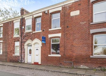 Thumbnail 3 bedroom terraced house for sale in Trafford Street, Preston