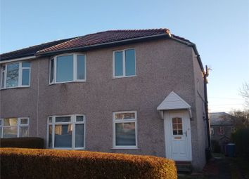Thumbnail 3 bed flat to rent in 35 Ashcroft Drive, Croftfoot, Glasgow