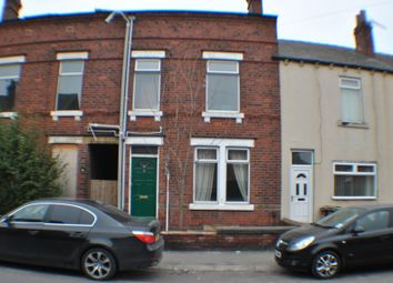 Thumbnail 3 bed terraced house to rent in Silcoates Street, Wakefield