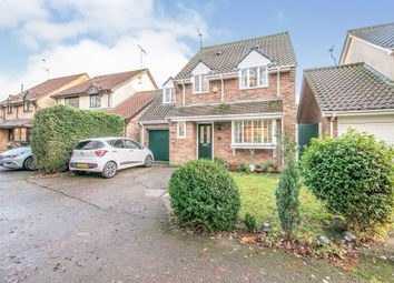Thumbnail 4 bed detached house for sale in Hurrell Down, Highwoods, Colchester