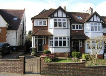 Thumbnail 4 bed end terrace house for sale in School Lane, Bushey