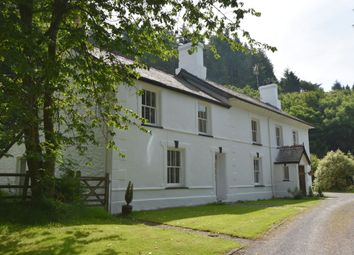 Thumbnail 6 bed country house for sale in Strata Florida, Pontrhydfendigaid