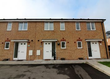 Thumbnail 2 bed town house for sale in Grasmere Road, Willenhall