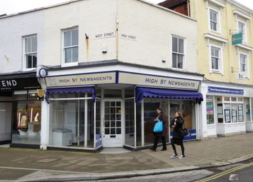 Retail premises to let in High Street, Fareham PO16