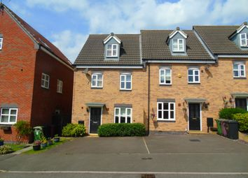 Thumbnail 4 bed semi-detached house to rent in Strutts Close, South Normanton, Alfreton