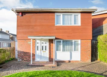 Thumbnail 3 bed detached house for sale in Waverley Path, Gosport