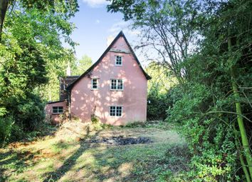 Thumbnail 3 bed cottage for sale in Drinkstone, Bury St Edmunds, Suffolk