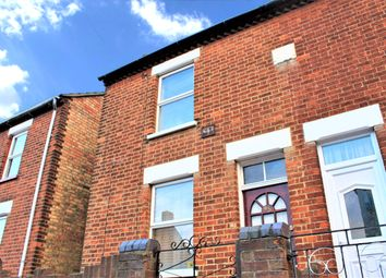 Thumbnail 1 bed semi-detached house to rent in Fenlake Road, Bedford