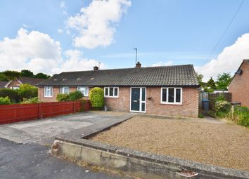 Thumbnail 2 bed semi-detached bungalow to rent in The Glebes, Snape, Saxmundham