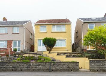 Thumbnail 5 bedroom detached house for sale in Birchgrove Road, Birchgrove, Swansea, West Glamorgan