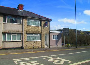 Thumbnail 2 bed end terrace house for sale in Carmarthen Road, Swansea, City And County Of Swansea.