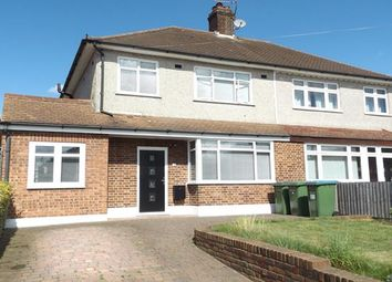 Thumbnail 4 bed semi-detached house for sale in Dunblane Road, Eltham