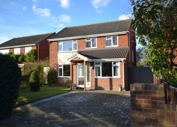 4 bed detached house for sale in Elveden Close, Pyrford, Woking GU22