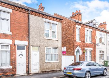 Thumbnail 2 bed end terrace house for sale in Ratcliffe Road, Loughborough