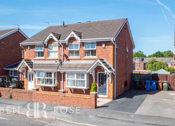 Thumbnail 3 bed semi-detached house for sale in Doris Street, Chorley