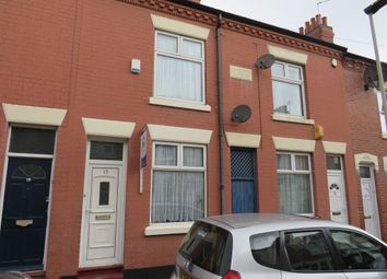 Thumbnail 2 bed terraced house for sale in Percival Street, Leicester