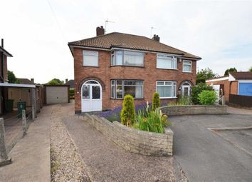 Thumbnail 3 bed semi-detached house for sale in Fieldhurst Avenue, Braunstone, Leicester