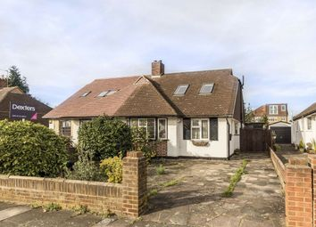 Thumbnail 4 bed bungalow for sale in Woodlawn Crescent, Twickenham