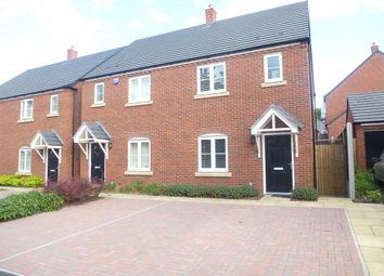 Thumbnail 3 bedroom semi-detached house for sale in Barley Road, Edgbaston, Birmingham