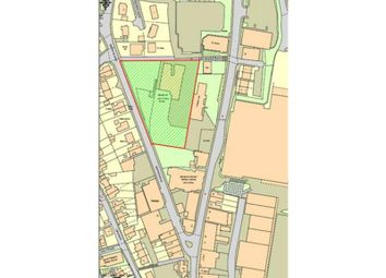 Thumbnail Land for sale in Blackwood Junior School - Former, 1A, Pentwyn Road, Blackwood, Caerphilly, Gwent