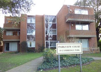Thumbnail 2 bed flat for sale in Cambridge Park, Twickenham