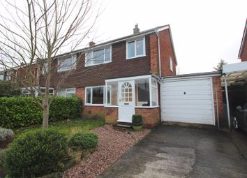 3 bed semi-detached house to rent in Churchill Close, Congleton, Cheshire CW12