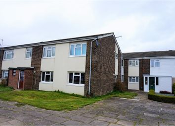 Thumbnail 1 bed flat for sale in Northway, Gosport