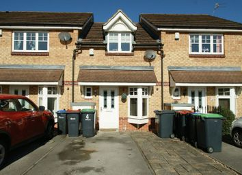 Thumbnail 2 bed terraced house for sale in Versailles Gardens, Hucknall, Nottingham