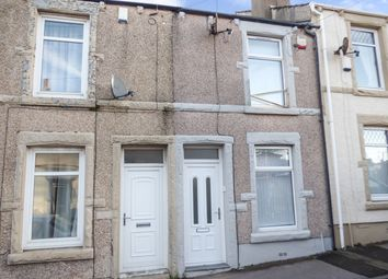 Thumbnail 2 bed terraced house for sale in Islay Place, Workington, Cumbria