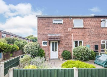 Thumbnail 3 bed end terrace house for sale in Airedale Walk, Alvaston, Derby