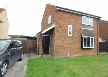 Thumbnail 3 bed detached house for sale in Lowry Way, Stowmarket