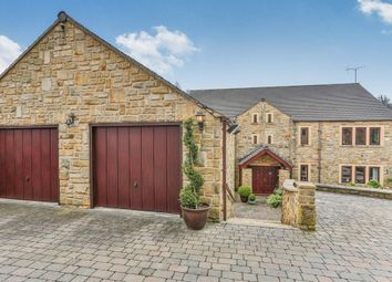 Thumbnail 4 bed detached house for sale in Weirside, Oldcotes, Worksop
