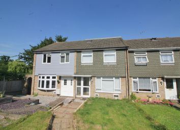Thumbnail 4 bed terraced house for sale in Claremont, West Cheshunt, Herts