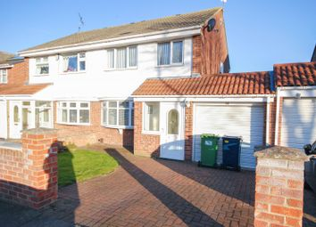 Thumbnail Semi-detached house for sale in Shincliffe Avenue, Sunderland