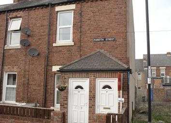 Thumbnail 1 bed flat to rent in Forsyth Street, North Shields