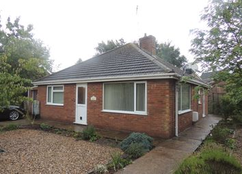 Thumbnail 2 bed detached bungalow to rent in Rabbit Lane, Downham Market