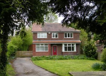 Thumbnail 5 bed detached house for sale in Northwich Road, Dutton, Warrington, Cheshire