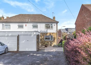 Thumbnail 3 bed semi-detached house for sale in Long Lane, Hillingdon, Middlesex